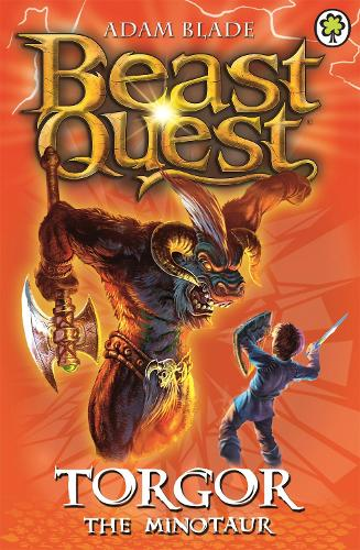 Beast Quest: Torgor the Minotaur: Series 3 Book 1 - Beast Quest (Paperback)
