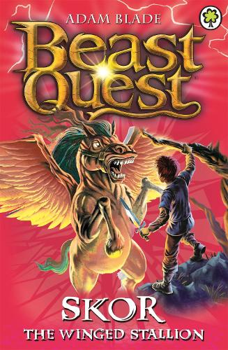 Skor the Winged Stallion: Series 3 Book 2 - Beast Quest (Paperback)