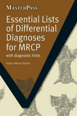 Essential Lists of Differential Diagnoses for MRCP: with Diagnostic Hints - MasterPass (Paperback)