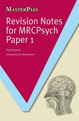 Revision Notes for MRCPsych Paper 1 (Paperback)