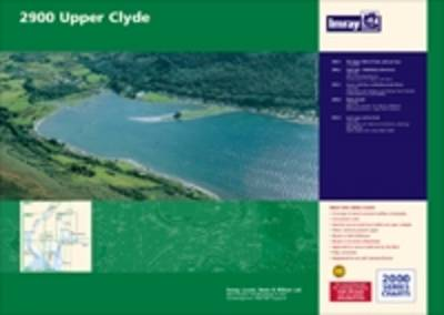 Imray Chart 2900.7 2013: Lower Clyde and Approaches (Sheet map, flat)
