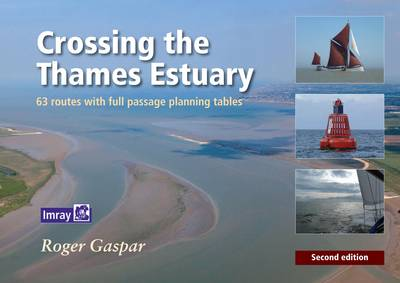 Crossing the Thames Estuary (Spiral bound)
