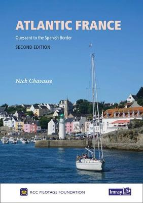 Atlantic France: Ouessant to the Spanish Border (Hardback)