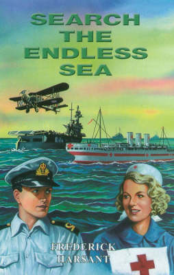 Search the Endless Sea (Hardback)