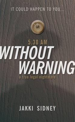 5.30am without Warning (Hardback)