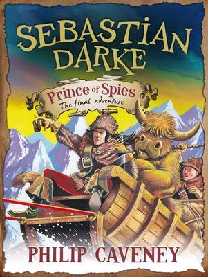 Sebastian Darke: Prince of Spies (Paperback)