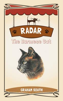 Radar the Burmese Cat (Hardback)