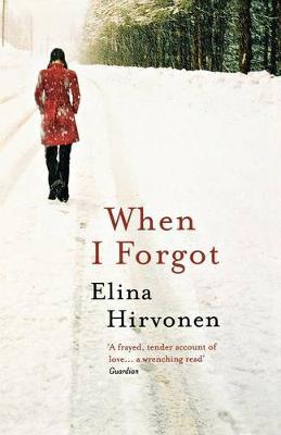 When I Forgot (Paperback)