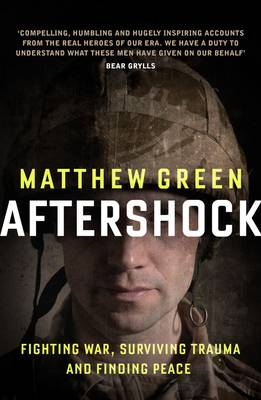Aftershock: The Untold Story of Surviving Peace (Paperback)