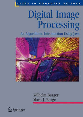 Digital Image Processing: An Algorithmic Introduction Using Java - Texts in Computer Science (Hardback)