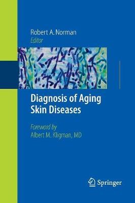 Diagnosis of Aging Skin Diseases (Paperback)