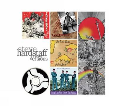 Cover Versions: The Album Art of Steve Hardstaff (Hardback)