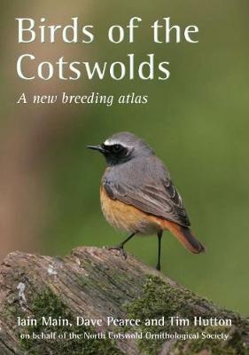 Birds of the Cotswolds: A New Breeding Atlas (Hardback)