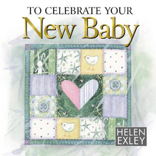 To Celebrate You New Baby (Hardback)