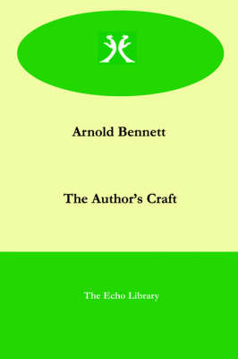The Author's Craft (Paperback)