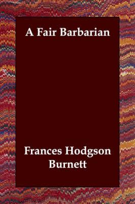 A Fair Barbarian (Paperback)