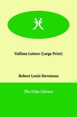 Vailima Letters (Paperback)