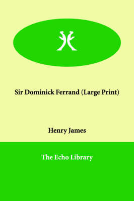 Sir Dominick Ferrand (Paperback)