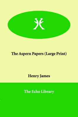 The Aspern Papers (Paperback)