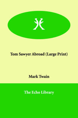 Tom Sawyer Abroad (Paperback)