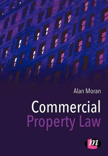 Commercial Property Law - Law Textbooks Series (Paperback)