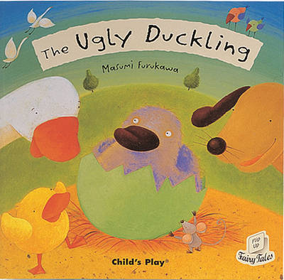 The Ugly Duckling - Flip-Up Fairy Tales (Paperback)