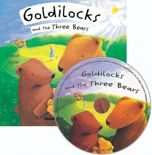 Goldilocks and the Three Bears - Flip-Up Fairy Tales
