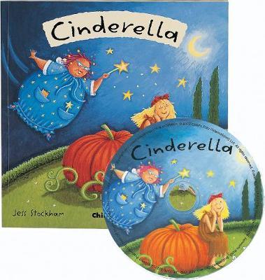 Cinderella - Flip-Up Fairy Tales
