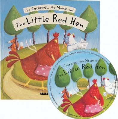 The Cockerel, the Mouse and the Little Red Hen - Flip-Up Fairy Tales