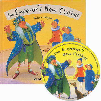 The Emperor's New Clothes - Flip-Up Fairy Tales