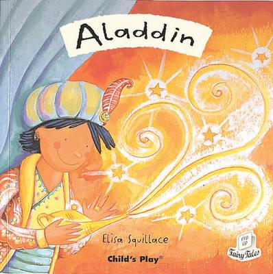 Aladdin - Flip-Up Fairy Tales (Paperback)
