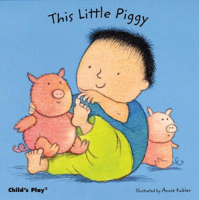 This Little Piggy - Baby Board Books (Board book)
