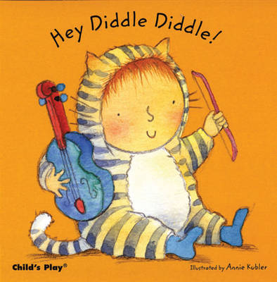 Hey Diddle Diddle - Baby Board Books (Board book)