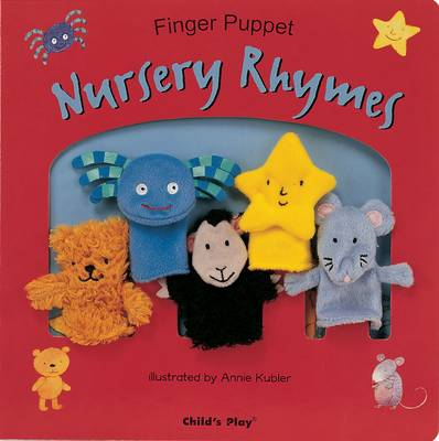 Finger Puppet Nursery Rhymes (Board book)