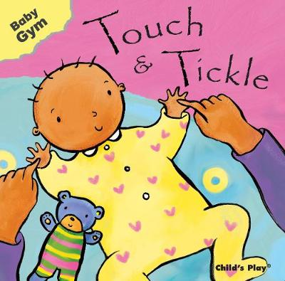 Touch & Tickle - Baby Moves Set (Board book)