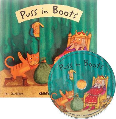 Puss in Boots - Flip-Up Fairy Tales
