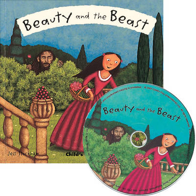Beauty and the Beast - Flip-Up Fairy Tales