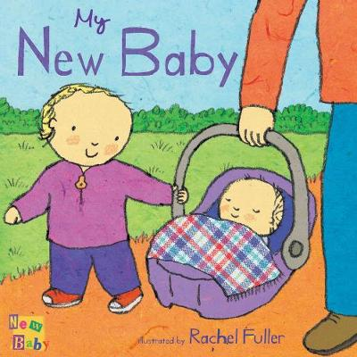 My New Baby - New Baby (Board book)