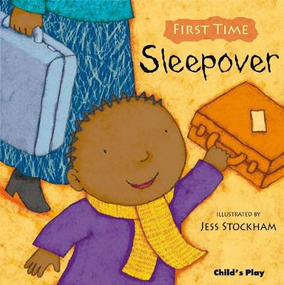 Sleepover - First Time (Paperback)