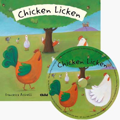 Chicken Licken - Flip-Up Fairy Tales
