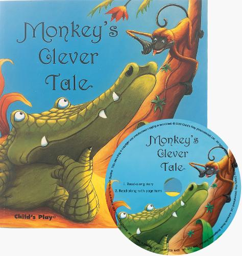 Monkey's Clever Tale - Traditional Tales with a Twist