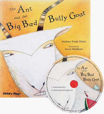 The Ant and the Big Bad Bully Goat - Traditional Tales with a Twist