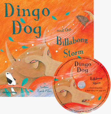 Dingo Dog and the Billabong Storm - Traditional Tales with a Twist