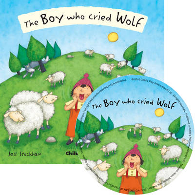 The Boy Who Cried Wolf - Flip-Up Fairy Tales