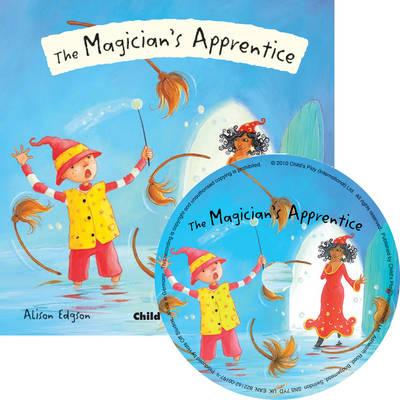 The Magician's Apprentice - Flip-Up Fairy Tales