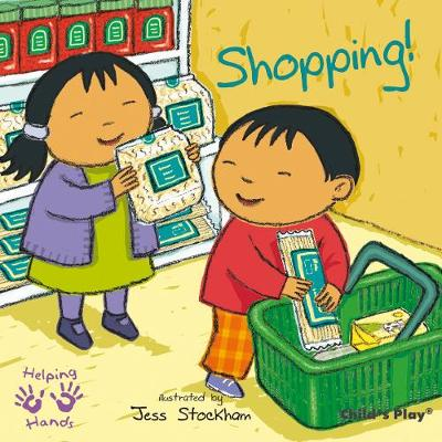 Shopping! - Helping Hands (Paperback)