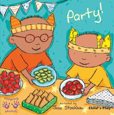 Party! - Helping Hands (Paperback)