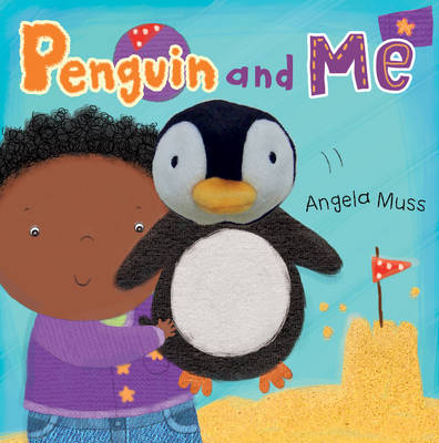 Penguin and Me - Puppet Pals (Board book)