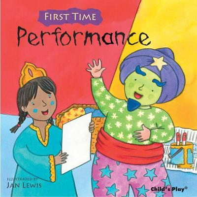 Performance - First Time (Paperback)