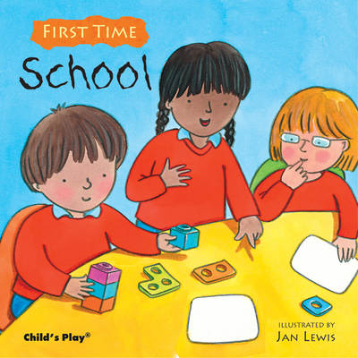 School - First Time (Paperback)